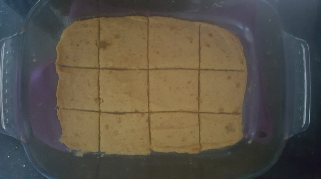 Autumn Recipes; Gluten-Free Sweet Potato Crackers